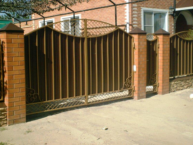 Ворота для дома краснодар автоматические ворота распашные схема logo